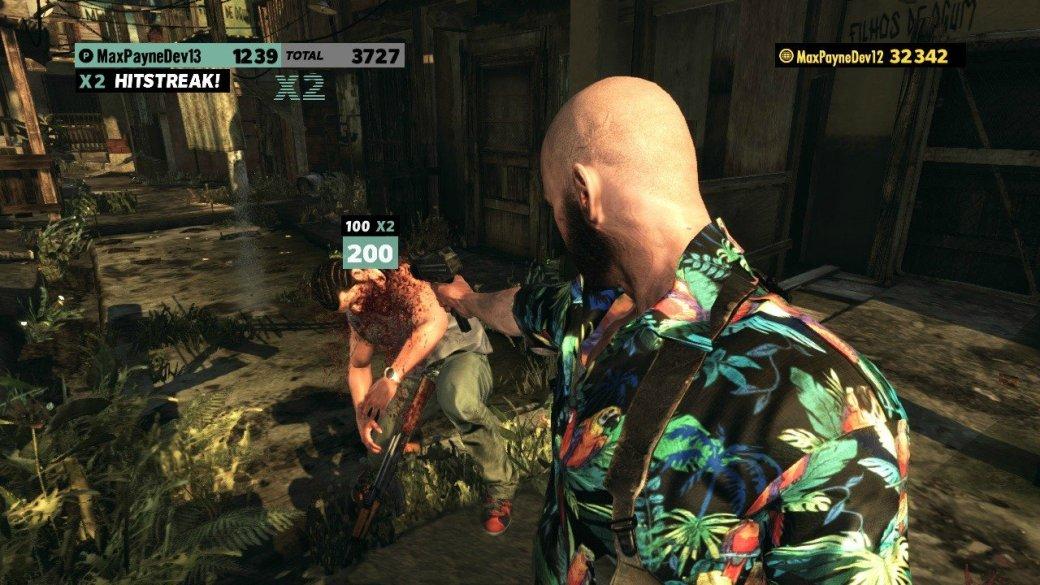 Скриншоты Max Payne 3: хэдшот бонус - Изображение 5