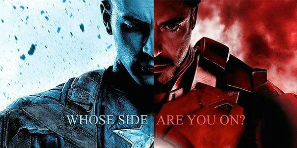 Капитан Америка и Железный человек готовы к «Гражданской войне» - Изображение 1