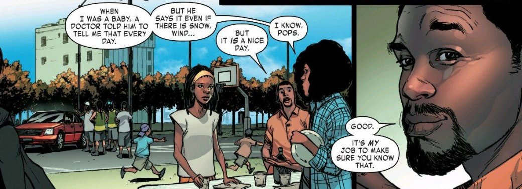 Гениальная темнокожая девочка наконец стала Железным человеком - Изображение 5