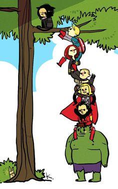 Галерея вариаций: Мстители-женщины, Мстители-дети... - Изображение 82
