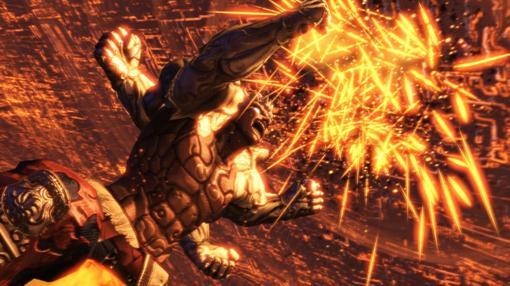 GamesCom 2011. Впечатления. Asura's Wrath - Изображение 4