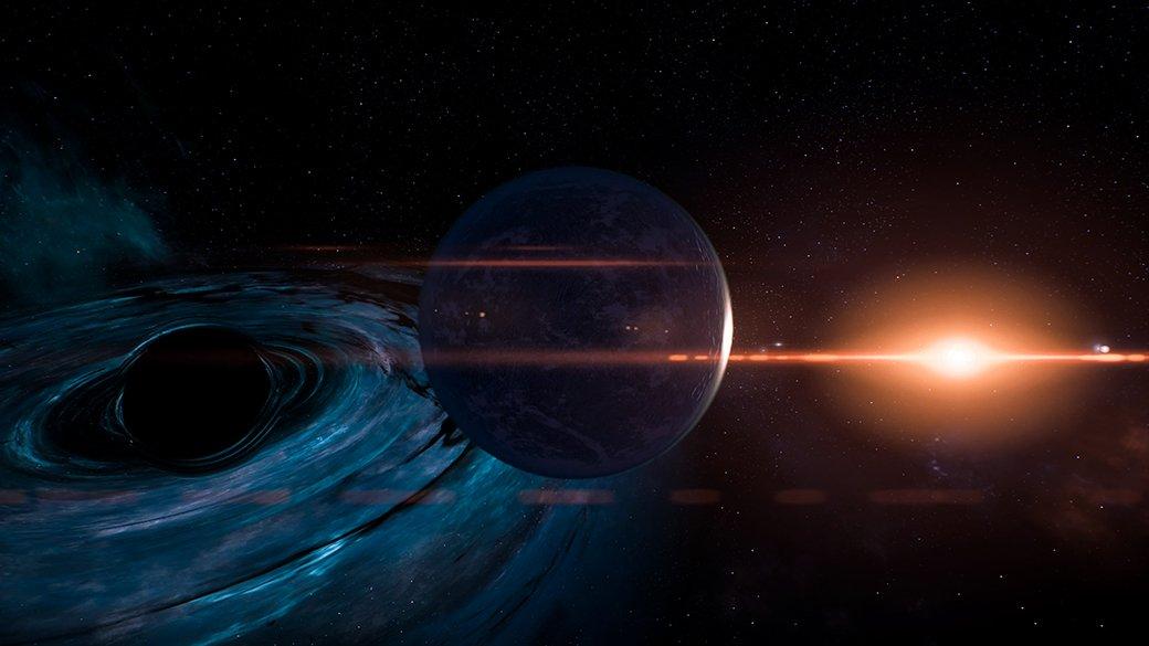 Потрясающий космос Mass Effect: Andromeda. - Изображение 18