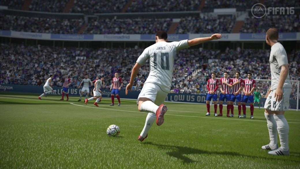 Рецензия на FIFA 16 - Изображение 2