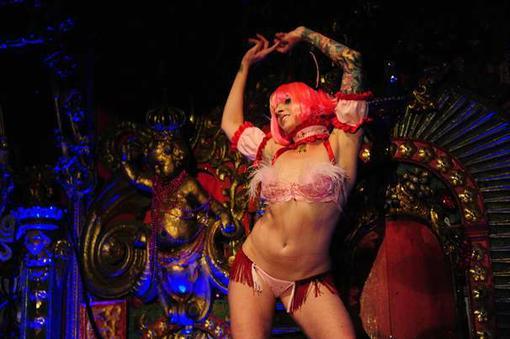 Аниме бурлеск: Косплей как признак сексуальности - Изображение 5