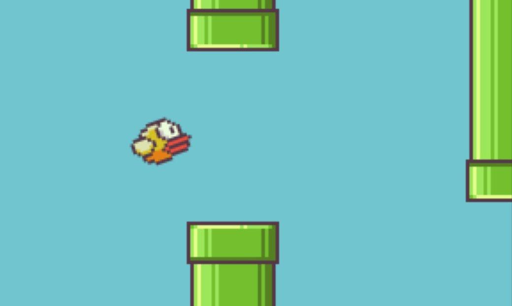 Flappy Bird вернется в августе с многопользовательским режимом  - Изображение 1