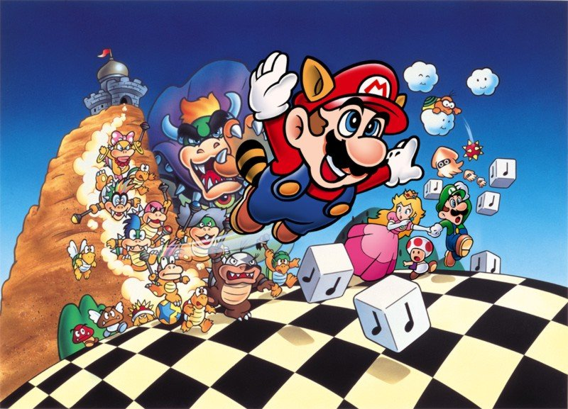 Начни с малого: как могут выглядеть первые мобильные игры Nintendo - Изображение 1