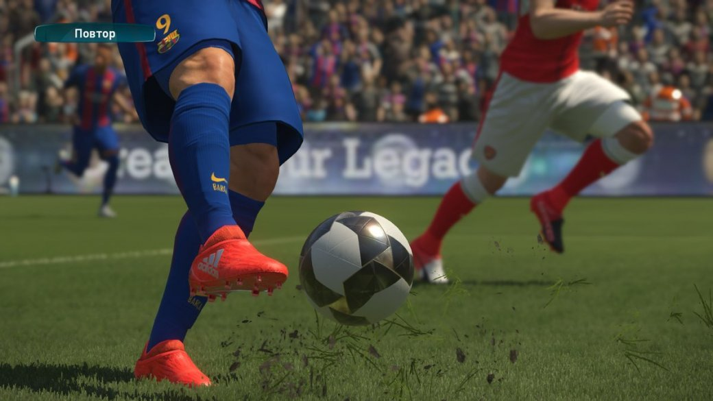 Рецензия на Pro Evolution Soccer 2017. Обзор игры - Изображение 2
