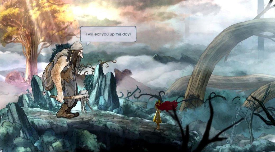 Cirque du Soleil поучаствовал в создании Child of Light - Изображение 1