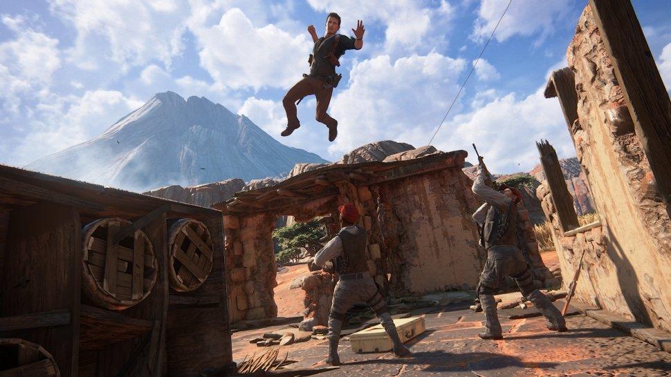Разработчики сравнили Uncharted 4 с Диснейлендом и Gone Home - Изображение 3