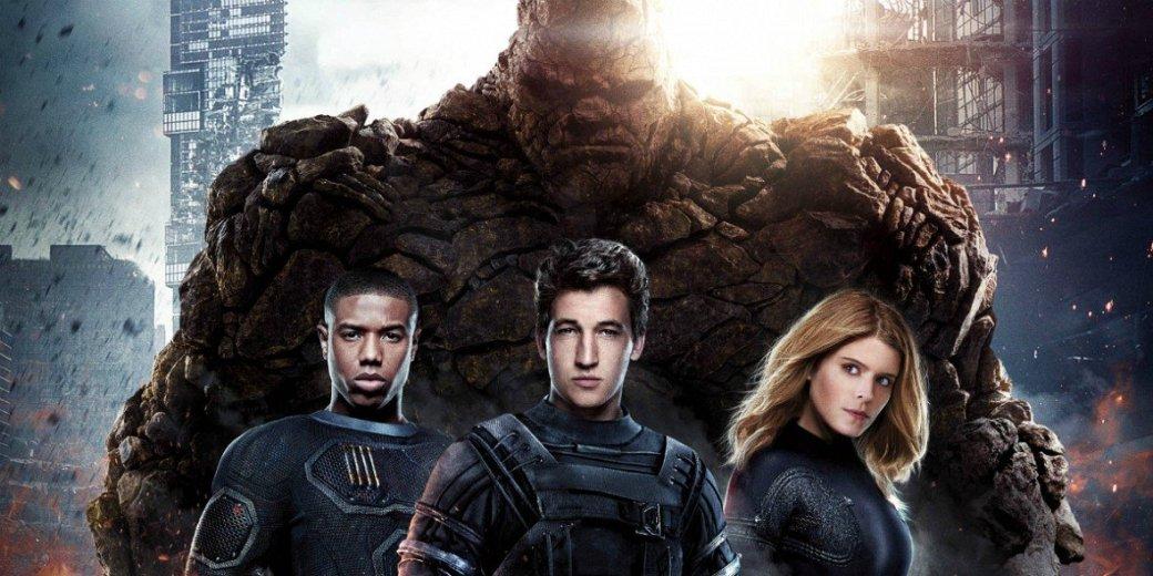 Сиквел перезапуска «Фантастической четверки» отменен - Изображение 1