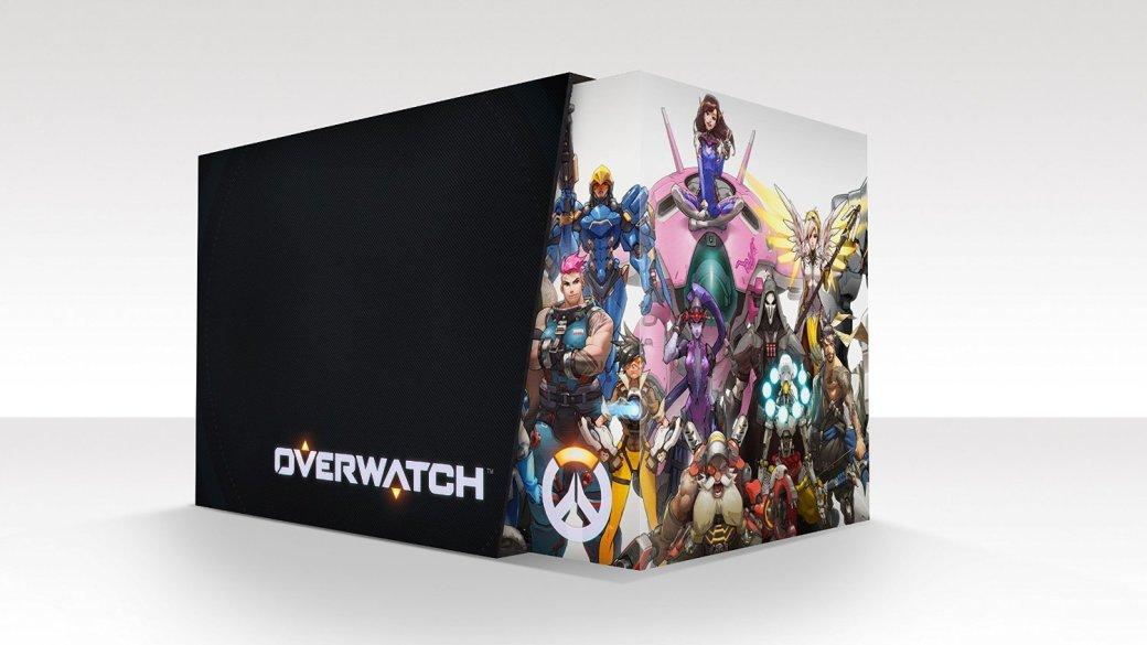 Amazon просит за коллекционное издание Overwatch $130 - Изображение 1