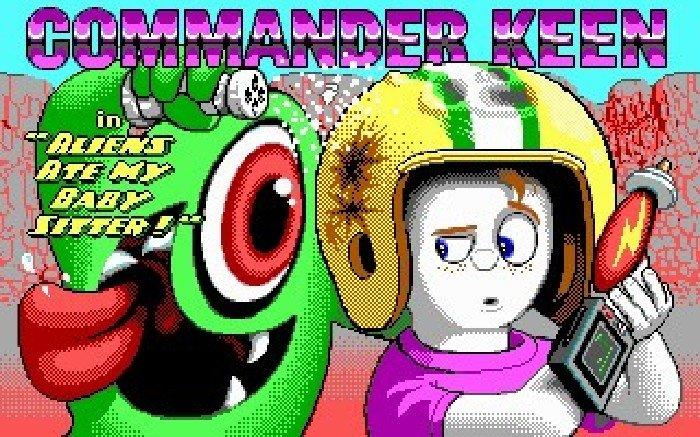 Ретро: Commander Keen для PC - Изображение 1
