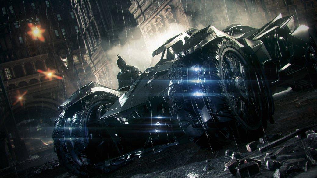 Rocksteady рассказала про Готэм и злодеев в Batman: Arkham Knight - Изображение 1