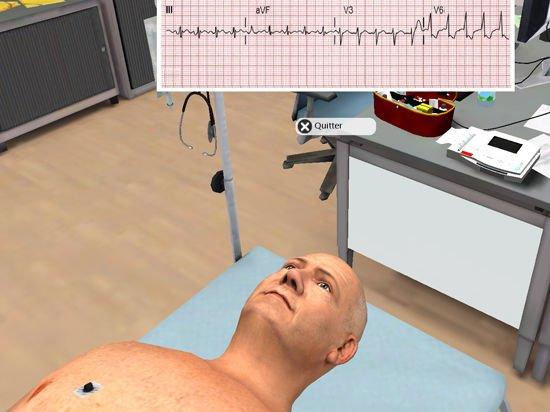Российских кардиологов обучат на тренажере-видеоигре  - Изображение 1