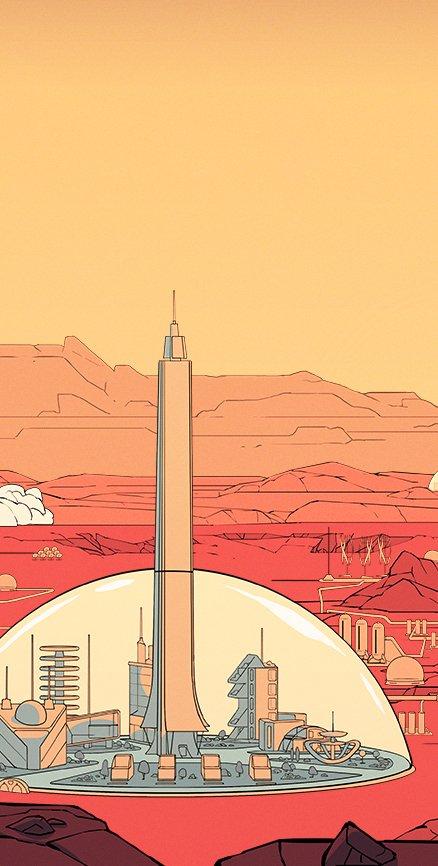 «Лет 150 назад люди были куда более готовы колонизировать Марс». - Изображение 10