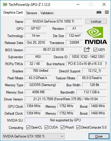 Nvidia GTX 1050Ti: Pascal вкаждый дом иофис. - Изображение 7