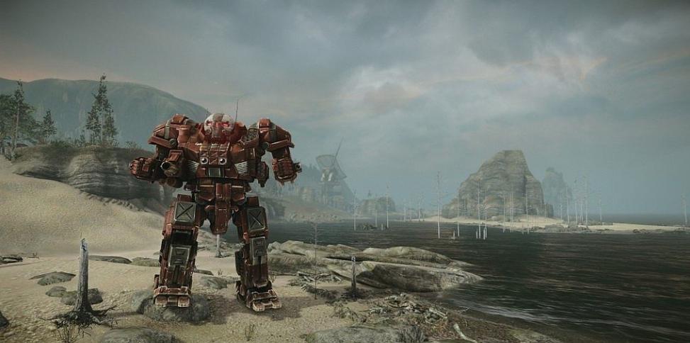 Скриншоты MechWarrior Online: нержавеющая сталь - Изображение 2