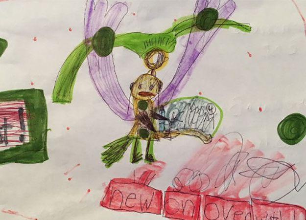 Blizzard помогла ребенку создать персонажа для Overwatch - Изображение 1