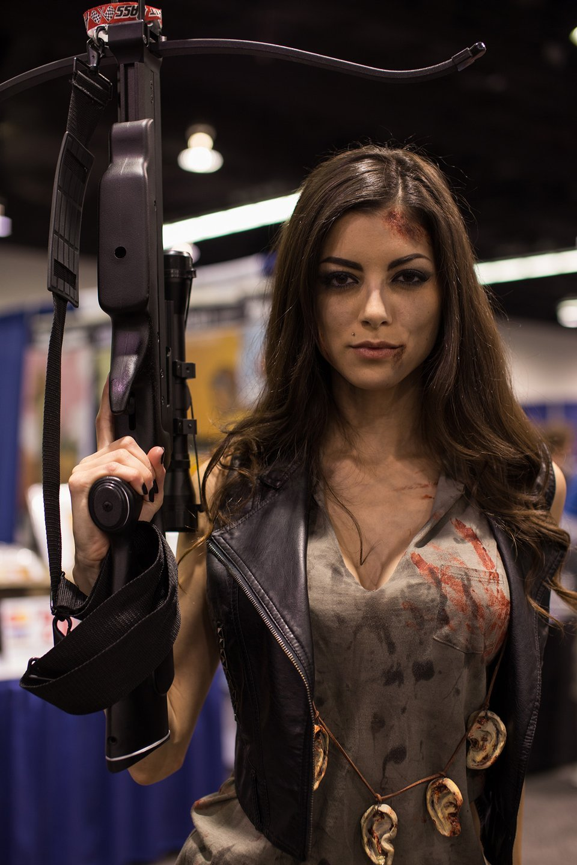 Пятерка самых горячих косплейщиц Comic-Con 2013. - Изображение 3