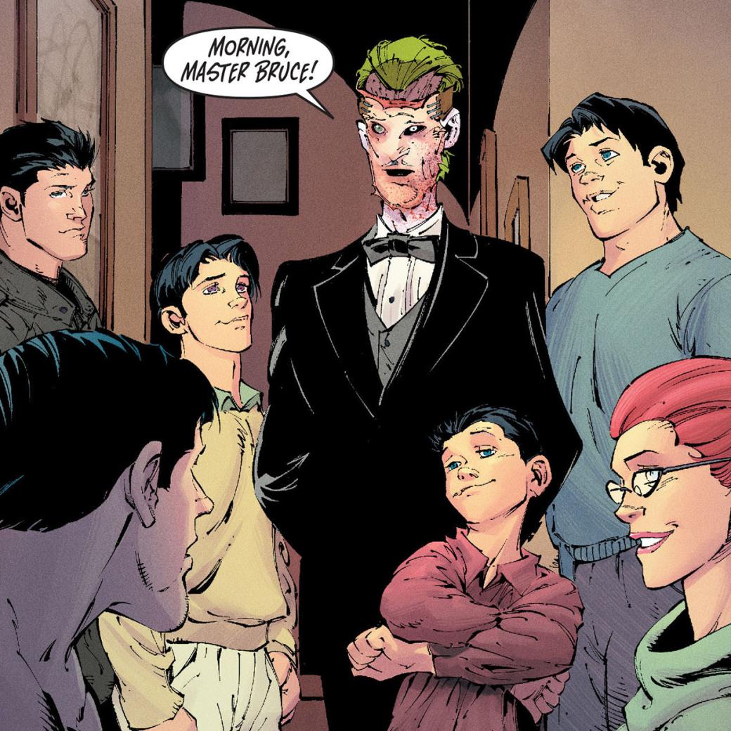 Тест Канобу: самые безумные факты о супергероях - Изображение 71