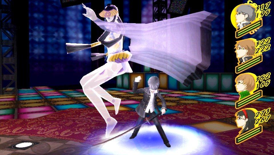 Persona 4 Golden (PS Vita) - Живи и дай жить другим. - Изображение 4