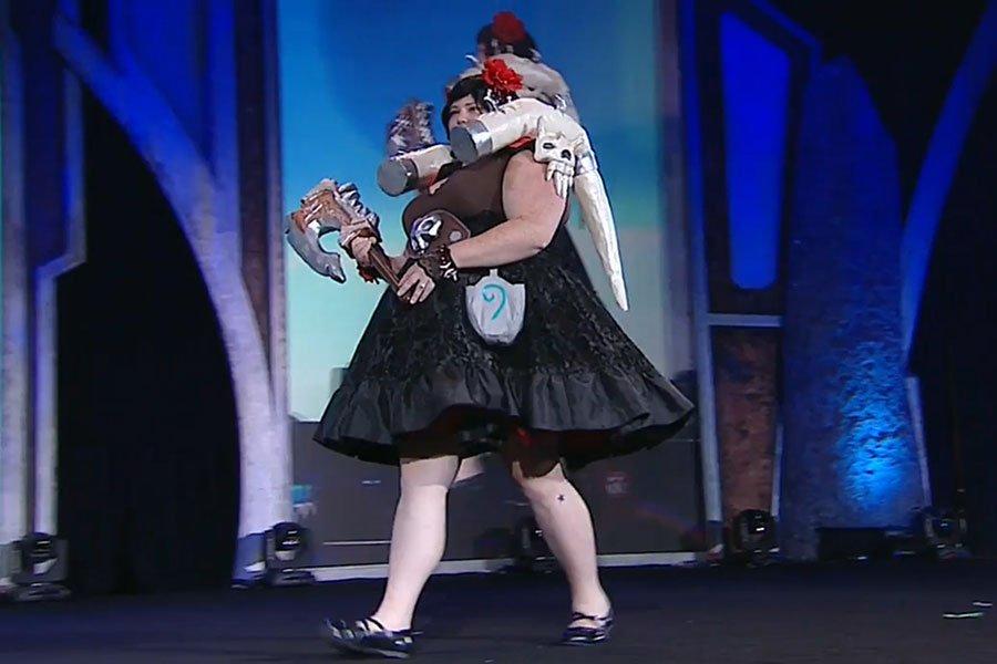 BlizzCon 2014. Конкурс костюмов - Изображение 72