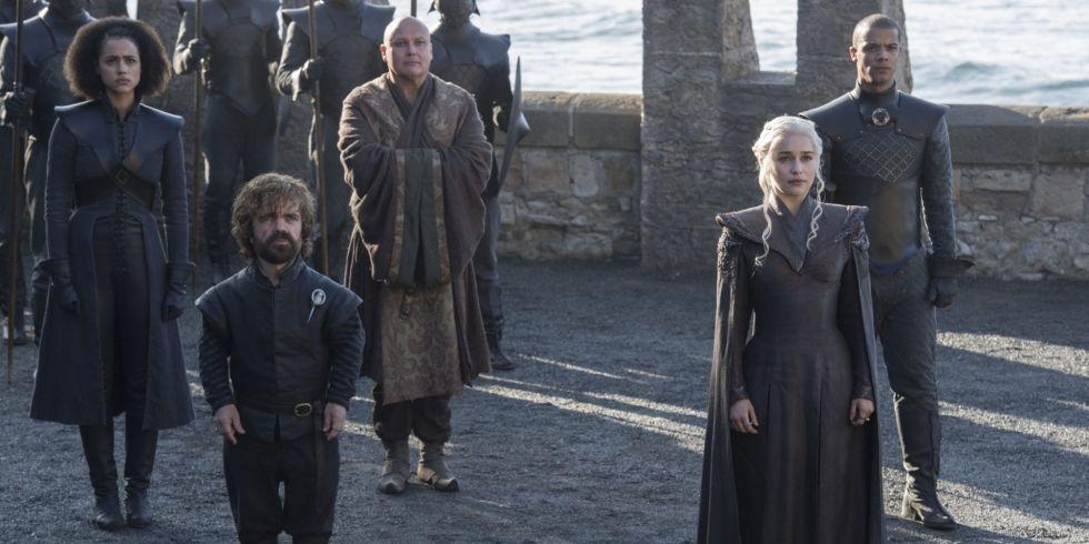 Создатели «Игры престолов» раскрыли сюжет трёх фрагментов седьмого сезона