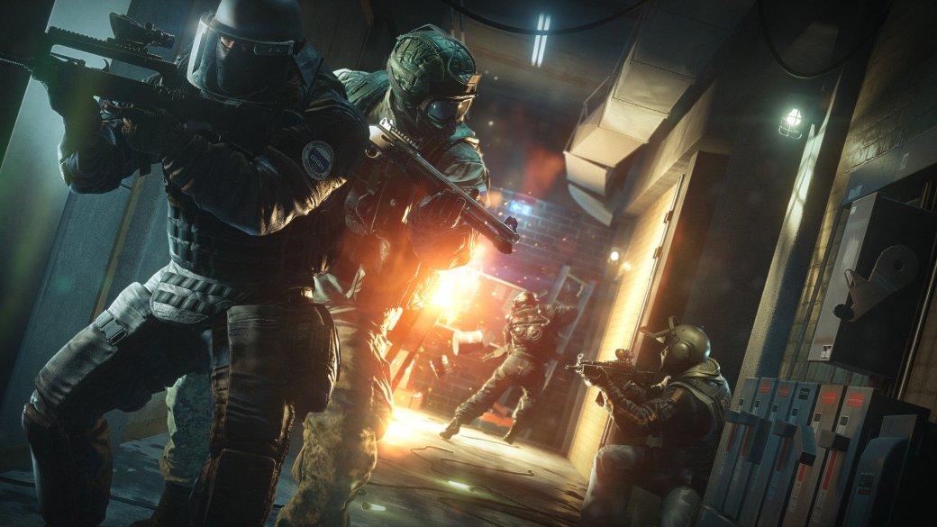 Патч к Rainbow Six: Siege добавляет Ultra HD-текстуры для игры в 4К - Изображение 1