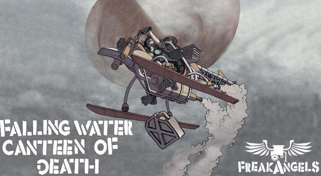 В России выйдет постапокалиптический комикс от Уоррена Эллиса - Изображение 1