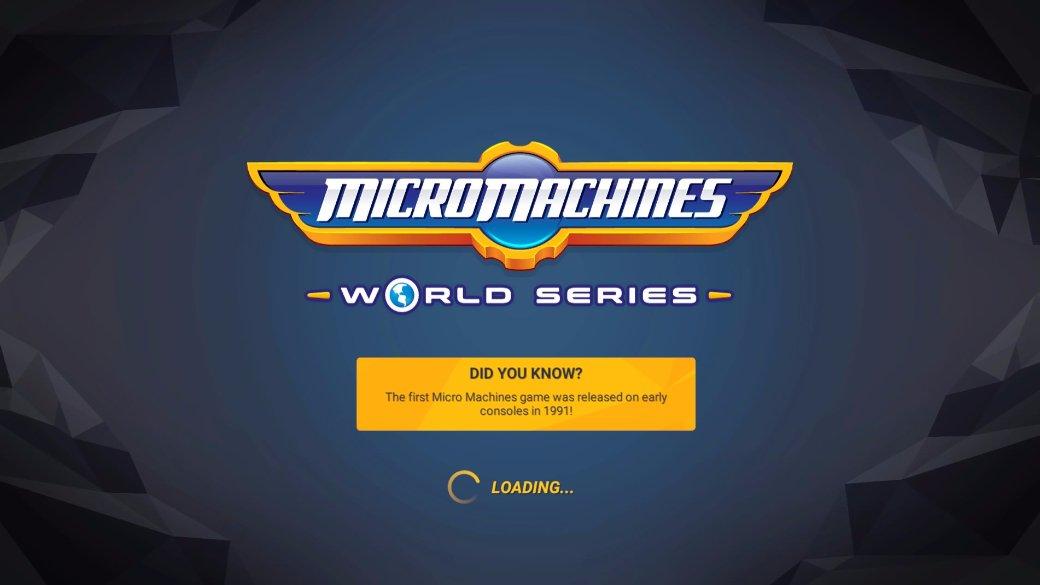 Колесиками по нашему детству. За что, Micro Machines World Series?. - Изображение 9