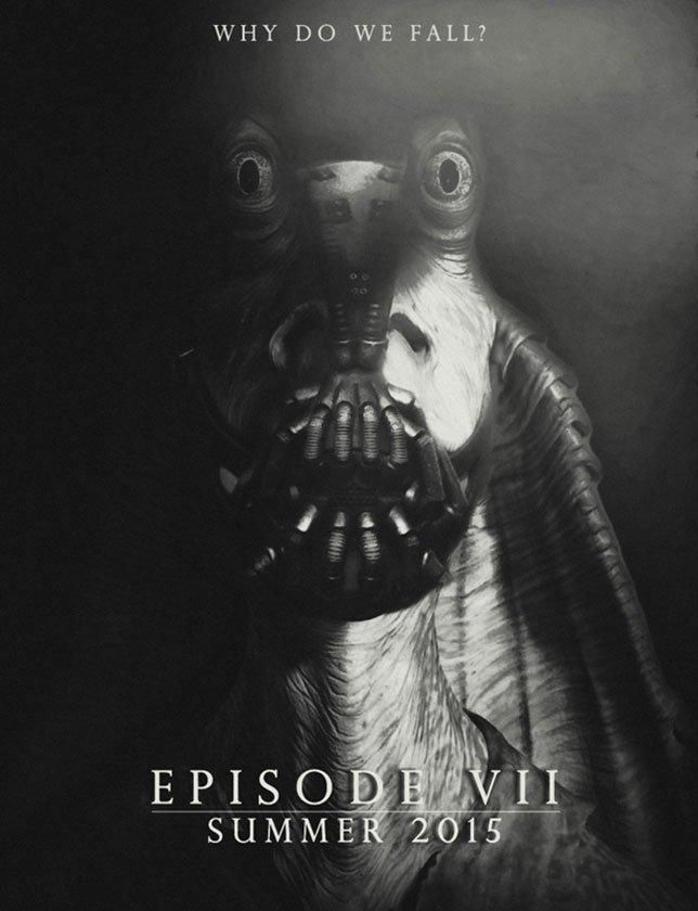 Фанатские постеры Star Wars: Episode VII - Изображение 42