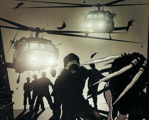 Комиксы: DMZ - Изображение 2