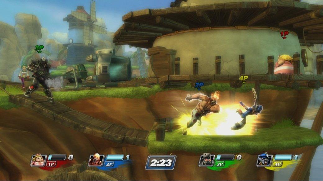 Новое созвездие: впечатления от PlayStation All-Stars: Battle Royale - Изображение 4