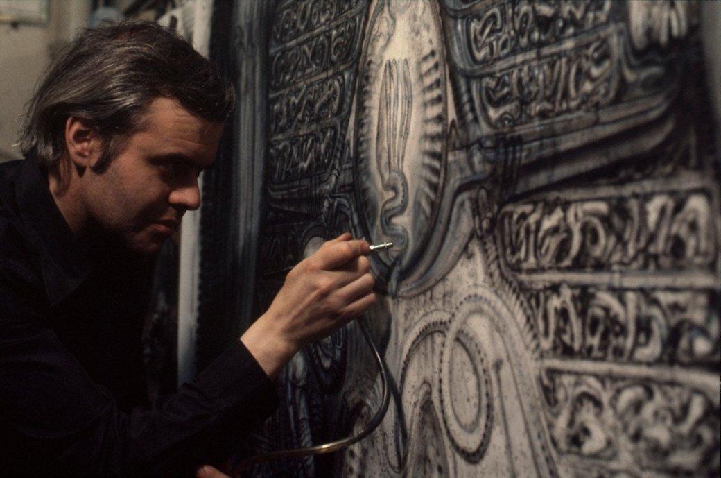 Умер художник Ганс Гигер - Изображение 1