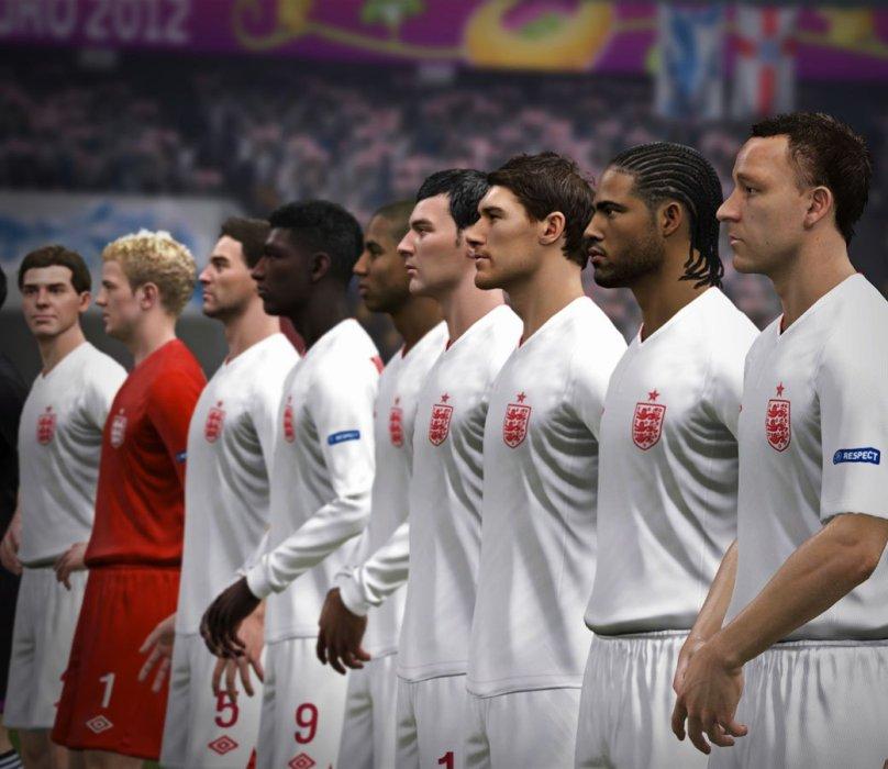 Евро 2012 игра