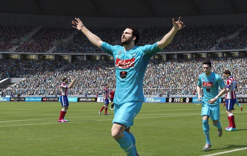 FIFA 15 обыграла Destiny в британском чарте продаж - Изображение 1