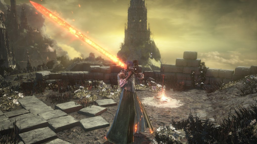Где найти все новые предметы вDark Souls 3: The Ringed City. - Изображение 35