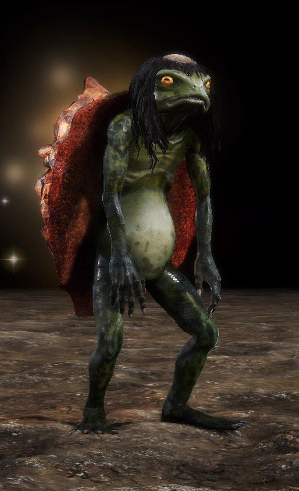 Странные существа из японских мифов, которых вы встретите в Nioh - Изображение 29