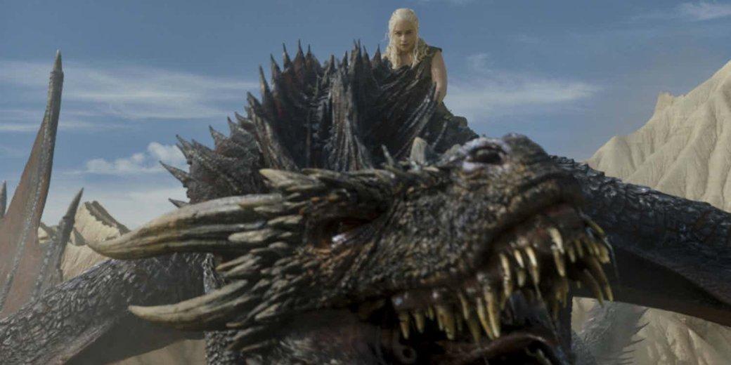 В 7 сезоне «Игры престолов» будут драконы размером с «Боинг» - Изображение 1