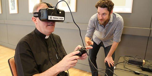 Oculus Rift: отпущу грехи, открою новый мир - Изображение 1
