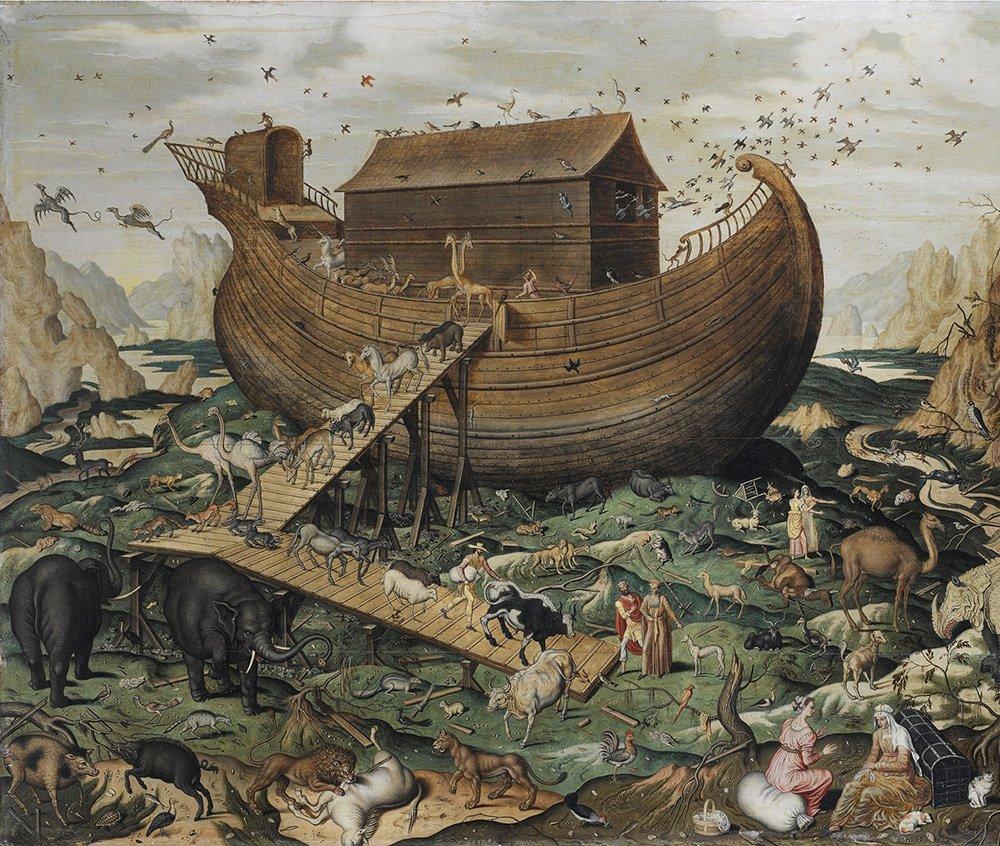 Как пережить ветхозаветный потоп. Инструкция по Библии. - Изображение 6