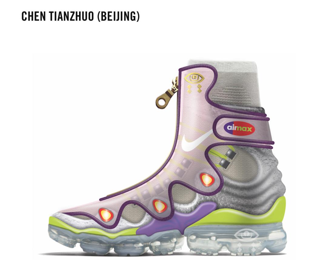 Артемий Лебедев разработал дизайн кроссовок Nike - Изображение 11