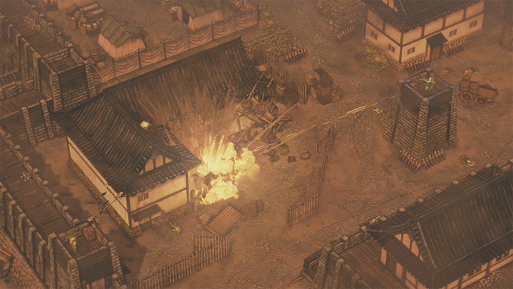Рецензия на Shadow Tactics: Blades of the Shogun. Обзор игры - Изображение 10