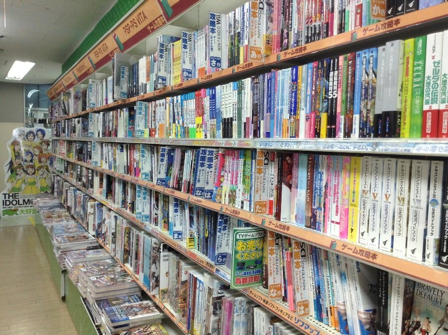 Как устроены японские магазины видеоигр - Изображение 8