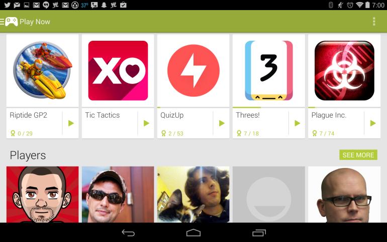 Google объединит в играх владельцев iOS и Android - Изображение 1