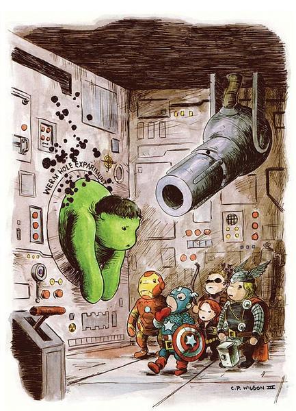 Мы проглядели пасхалки на тему  «Звездных войн» в киновселенной Marvel - Изображение 6