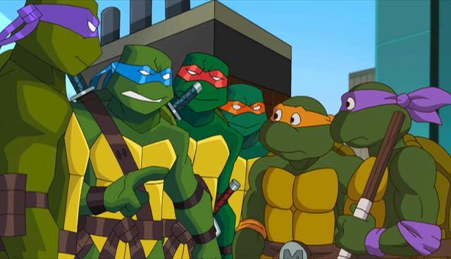 Панцирь как рубашки: история черепашек-ниндзя - Изображение 10