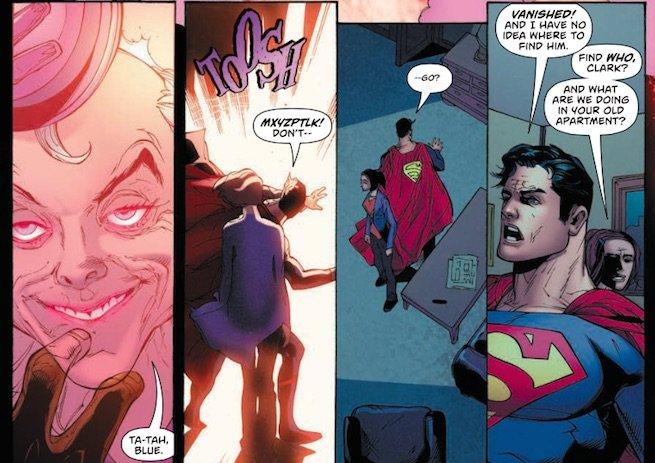 Еще одна загадка DC Rebirth: А был ли Супермен? - Изображение 6
