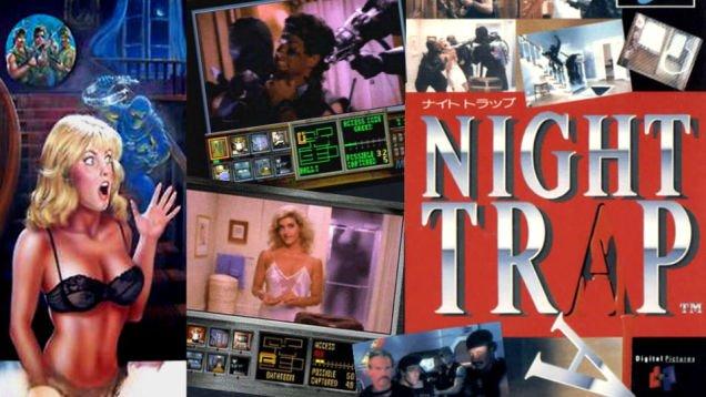 Автор Night Trap обвинил Nintendo в травле и попросил у нее лицензию - Изображение 1