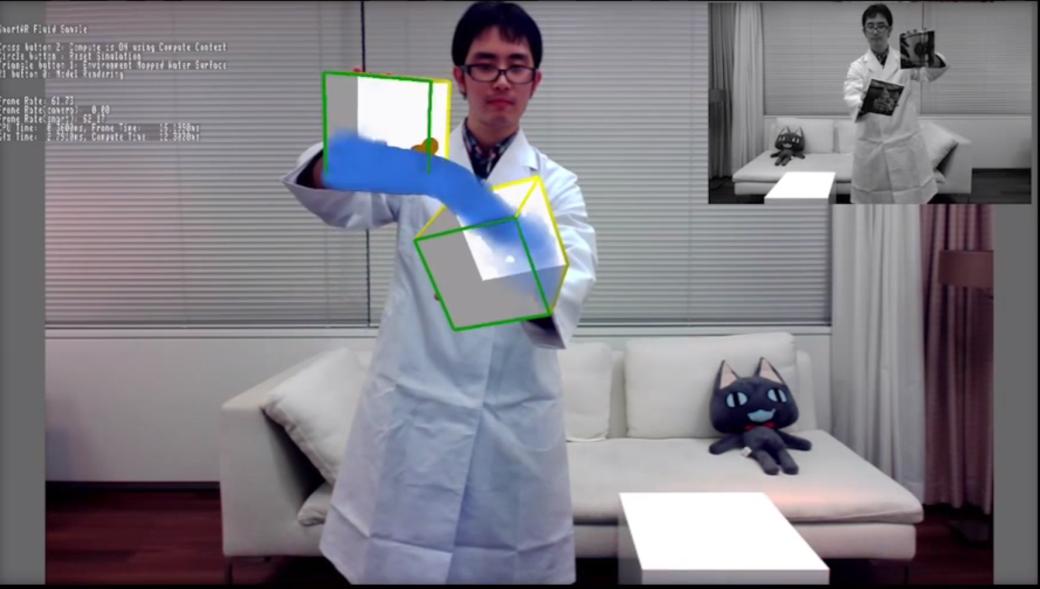 Sony экспериментирует с дополненной реальностью в двух новых видео - Изображение 1